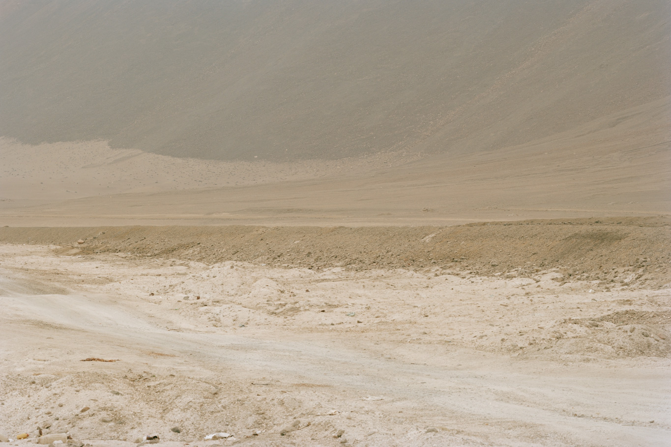 From the series 'Sulphuric Acid Route' (from 'Copper Geographies'), Atacama Desert, 2012  © Ignacio Acosta