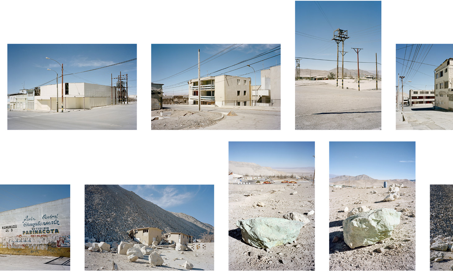 From the series 'Miss Chuquicamata, the Slag', Atacama Desert, Chile, 2012 © Ignacio Acosta