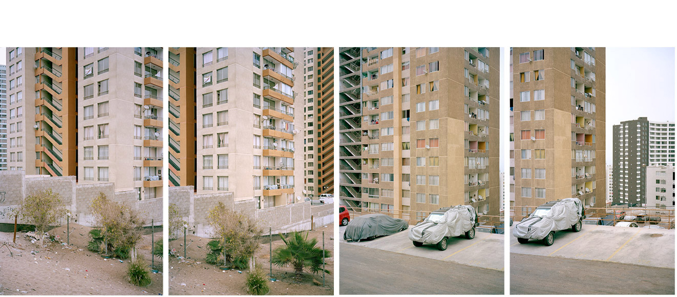 From the series 'High Rise' (from 'Copper Geographies'), Iquiquie, Chile, 2012 © Ignacio Acosta