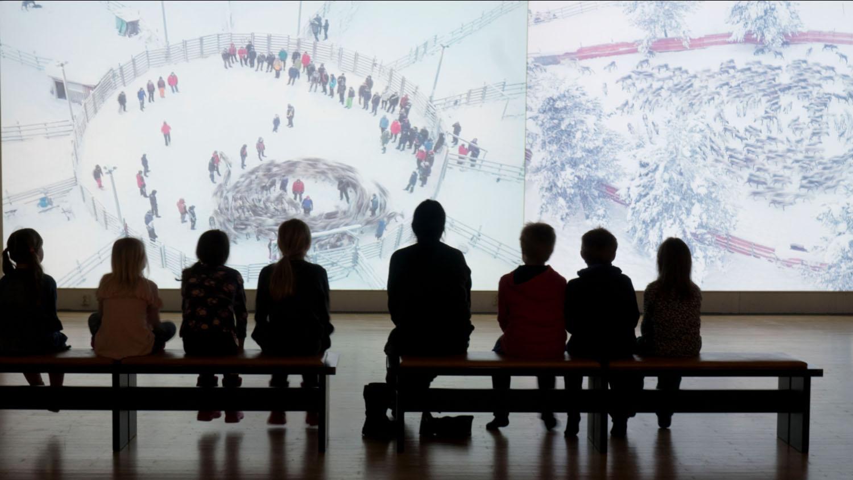 Ájtte Museum, Jåhkåmåkke, 2019
