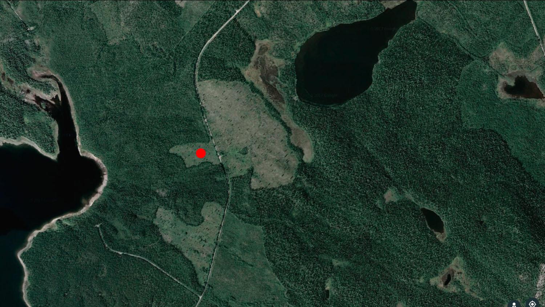 Google Earth View of Gállak