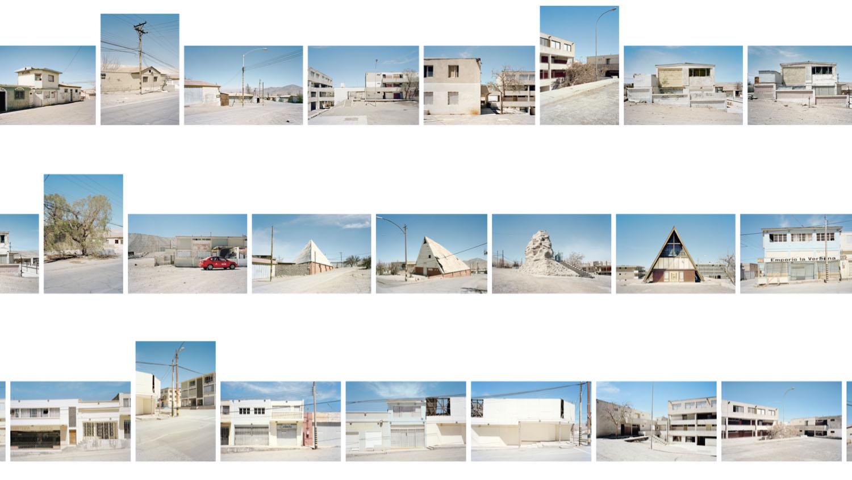 Chuquicamata corporate mining town. Atacama Desert, Chile, 2012